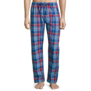 U.S. Polo Assn.® Woven Madras Plaid Pajama Pants