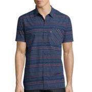 Levi's® Behrman Short-Sleeve Woven Shirt
