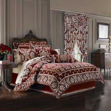 jcpenney.com | Queen Street® Distinction 4-pc. Comforter Set & Accessories