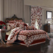 Queen Street® Distinction 4-pc. Comforter Set & Accessories