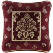 "Queen Street® Distinction 19"" Square Decorative Pillow"