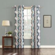 Sun Zero™ Andrus Grommet-Top Curtain Panel