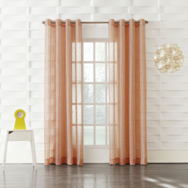 jcpenney.com | Drake Grommet-Top Curtain Panel