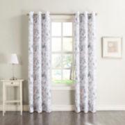 Rosalyn Grommet-Top Curtain Panel