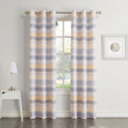 Roxana Grommet-Top Curtain Panel