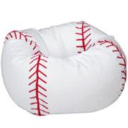 Bernie Junior Sports Baseball Bean Bag Chair