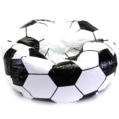 Beckham Junior Sports Soccer Bean Bag Chair