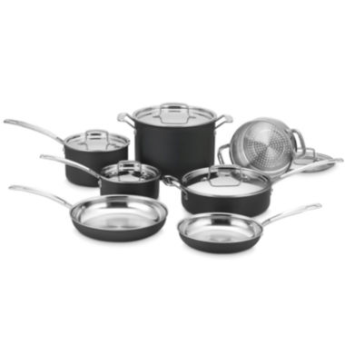 jcpenney.com | Cuisinart® Multiclad Unlimited 12-pc. Cookware Set