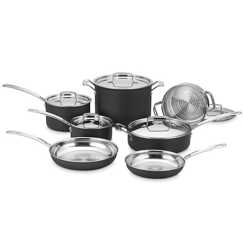 Cuisinart® Multiclad Unlimited 12-pc. Cookware Set