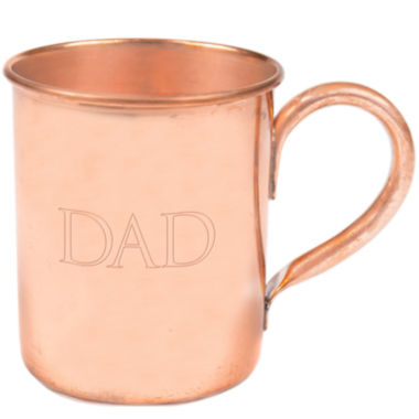 jcpenney.com | Cathy's Concepts Dad Moscow Mule Copper Mug with Polishing Cloth