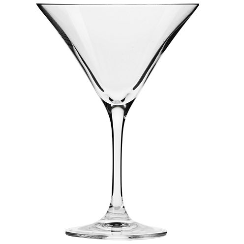 Krosno Bond Set of 6 Martini Glasses