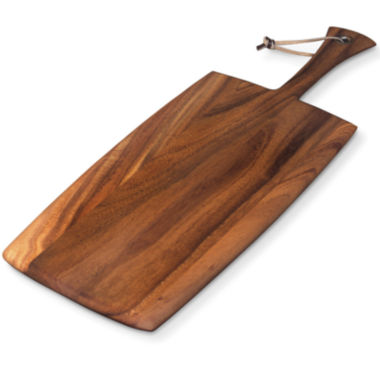 jcpenney.com | Ironwood Gourmet Rectangular Large Paddle Serving and Cutting Board