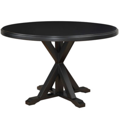 jcpenney.com | Monet X-Base Dining Table
