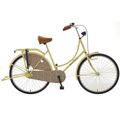 Hollandia City Leopard Dutch Women's Cruiser Bicycle