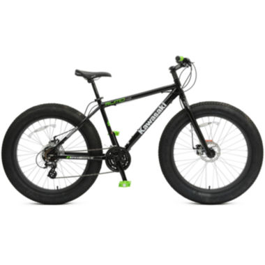 jcpenney.com | Kawasaki Sumo Fat Tire Unisex Bicycle