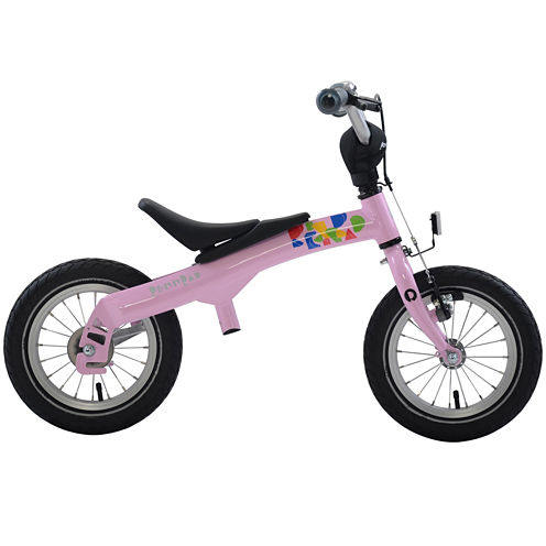 Rennrad 2-in-1 Single-Speed Girls' Learning Bicycle