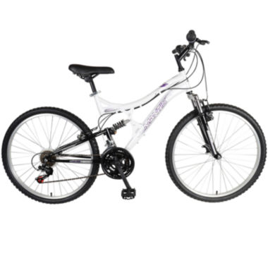 jcpenney.com | Mantis Orchid 21-Speed Full-Suspension Women's Mountain Bike