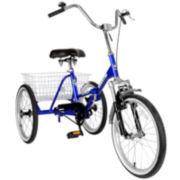 Mantis Tri-Rad Unisex Folding Adult Tricycle