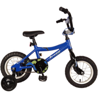 "jcpenney.com | Piranha Pronto Single-Speed 10"" Frame Blue Boys Bike"