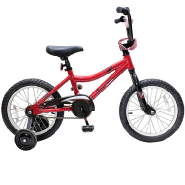 "jcpenney.com | Piranha Tailspin Single-Speed 11.25"" Frame Red Boys Bike"