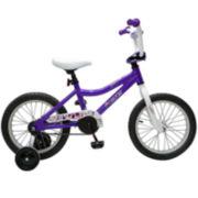 "Piranha Teeny Lady Single-Speed 11.25"" Frame Purple Girls Bike"