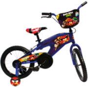Street Flyers Angry Birds Kid's Bike