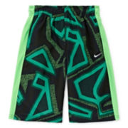 Nike® Fusion Volley Swim Trunks - Boys 8-20