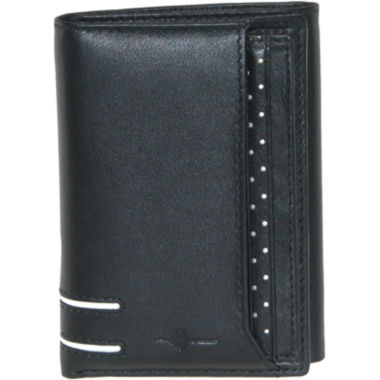 jcpenney.com | Buxton® Luciano RFID Leather Tri-Fold