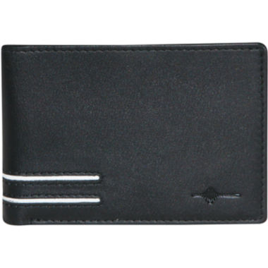 jcpenney.com | Buxton® Luciano RFID Front Pocket Slimfold Leather Wallet
