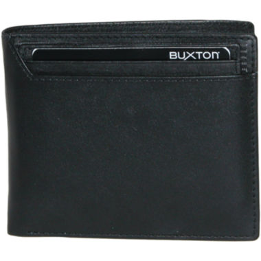 jcpenney.com | Buxton® Houston RFID Convertible Thinfold Leather Wallet