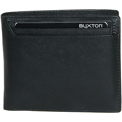 Buxton® Houston RFID Convertible Thinfold Leather Wallet