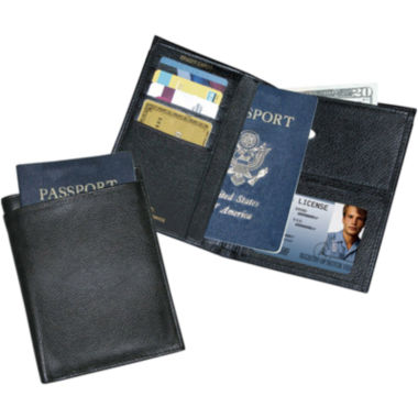 jcpenney.com | Buxton® Leather Passport Wallet