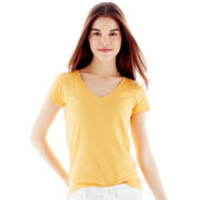 Joe Fresh™ Essential V-Neck Top