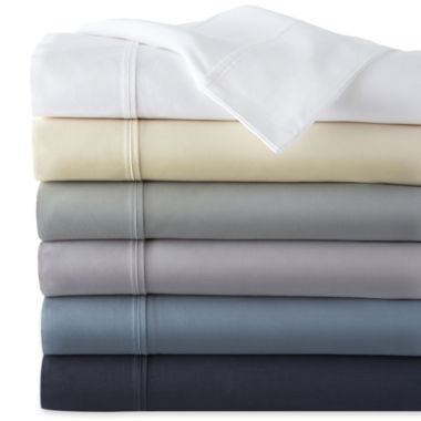 jcpenney.com | Studio™ 400tc Cotton Sateen Weave Sheet Set
