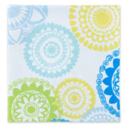 Spring Medallion 4-pc. Indoor/Outdoor Napkin Set