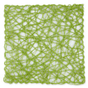 Bamboo Basket Straw 4-pack Placemats