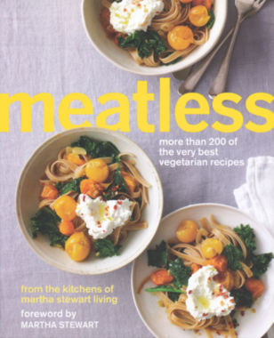 jcpenney.com | Martha Stewart Meatless Cookbook