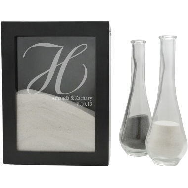 jcpenney.com | Cathy's Concepts Unity Sand Ceremony Shadow Box Set