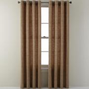 Studio™ Shifting Stripes Grommet-Top Curtain Panel