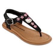 Hello Kitty® Stephanie Girls Sandals - Little Kids/Big Kids