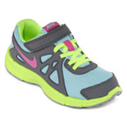 Nike® Revolution 2 Girls Athletic Shoes - Little Kids