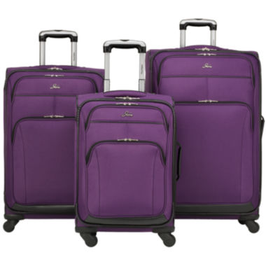 jcpenney.com | Skyway® Chesapeake Expandable Spinner Upright Luggage Collection
