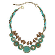 Aris by Treska Braided Two-Row Necklace