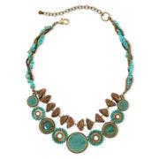 Aris by Treska Braided Two-Row Necklace