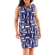 Alyx® Sleeveless Sheath Dress - Plus