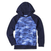 Xersion™ Camouflage Fleece Hoodie - Boys 6-18