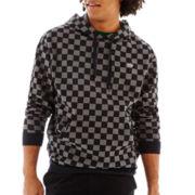 Vans® Checked Fleece Pullover Hoodie
