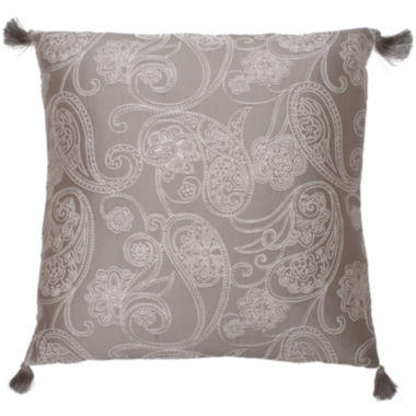 jcpenney.com | Tricia Paisley Decorative Pillow