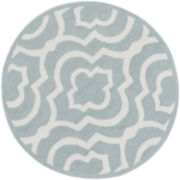 Arabesque Round Rug
