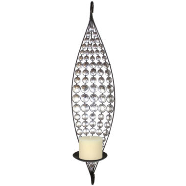 jcpenney.com | Faux-Crystal Wall Sconce